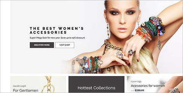 Accessories Shopify Theme