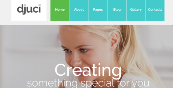 Agency Design Joomla Template