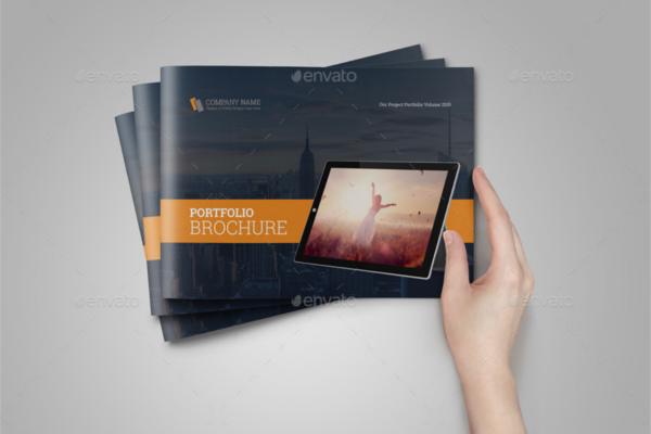 Agency Portfolio Design Brochure