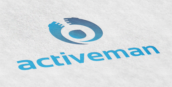 Amazing Activeman Logo Ideas