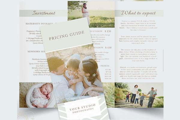 Amazing Babybump Brochure Ideas
