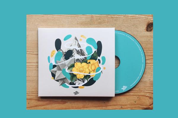 Amazing CD & DVD Artwork Design