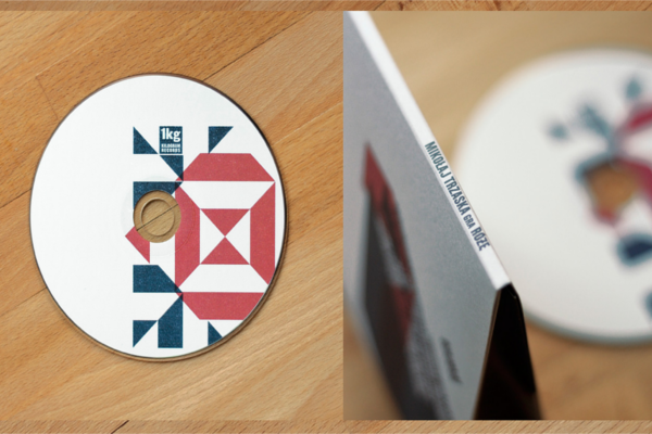 Artwork CD & DVD Design Ideas