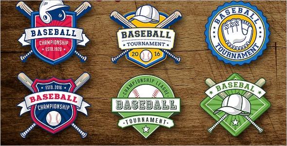 Baseball Sports Logo Design