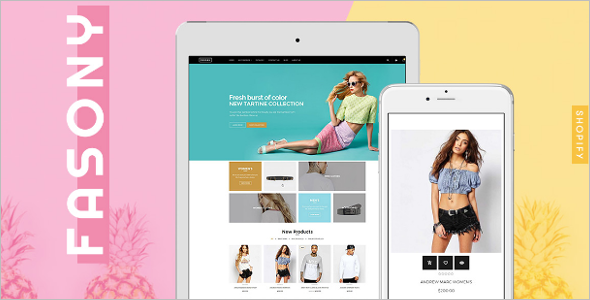 Beautiful Premium Shopify Template
