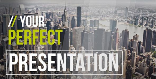 Best Creative Presentation Template
