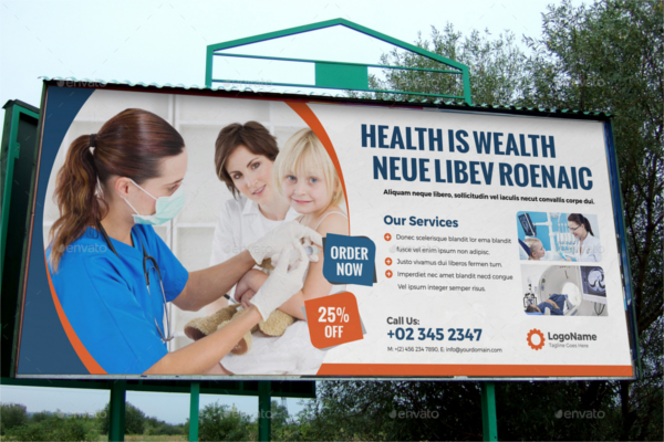 Billboard Health Care Design