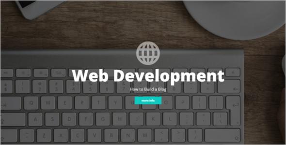 Bootstrap Design Joomla Template