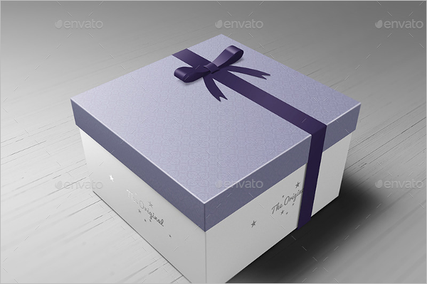 Branded Products Mock-up