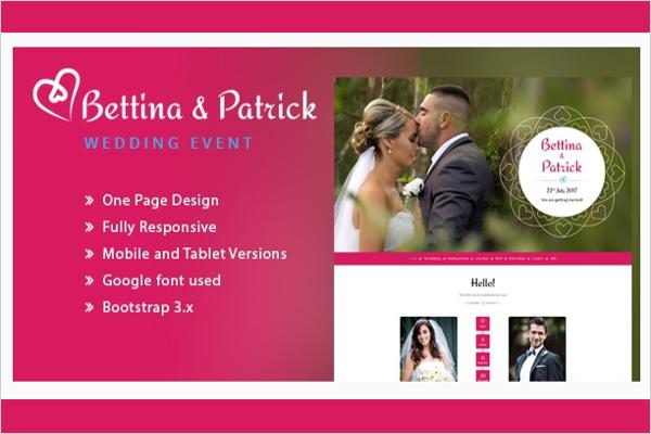 Bride-Wedding-Agency-Template-Design-3 (1)