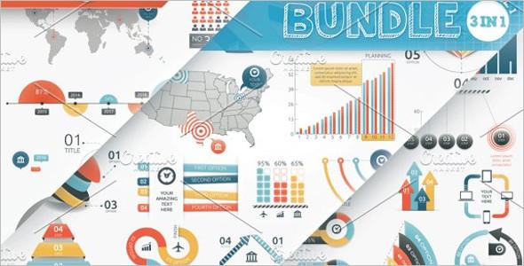 Bundle Infographic Design Elements