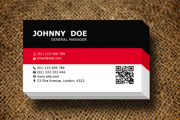 Business Card Oriented Designs