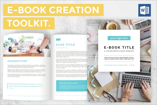 Business E-Book Design