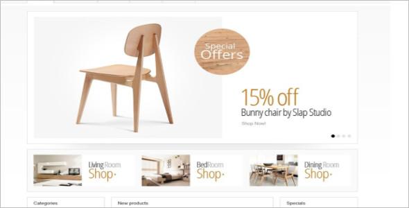 Chair Furnishing OsCommerce