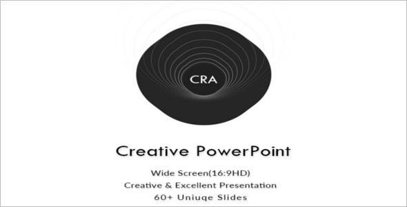 Clean Presentation PowerPoint Template