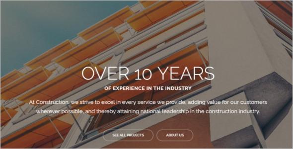 Company Design Joomla Template