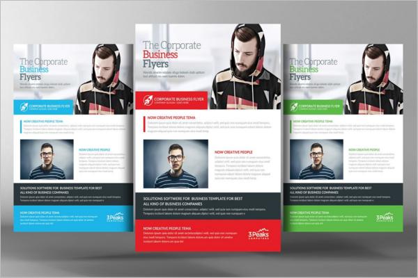 Corporate Business Brochure PSD