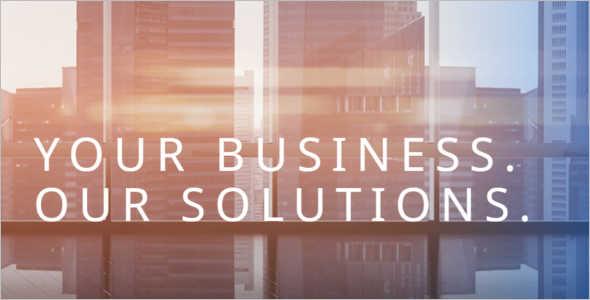 Corporational Consultancy Business Website Template