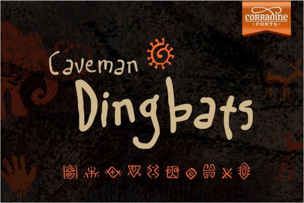 Creative Dingbat Font