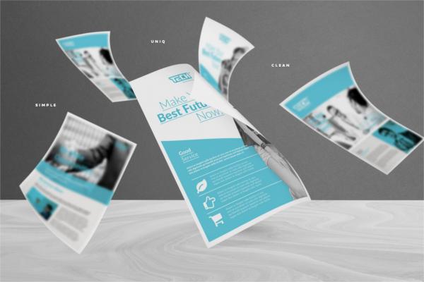 Creative Marketing Product Layout