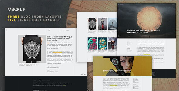 Creative Multi-Purpose Theme