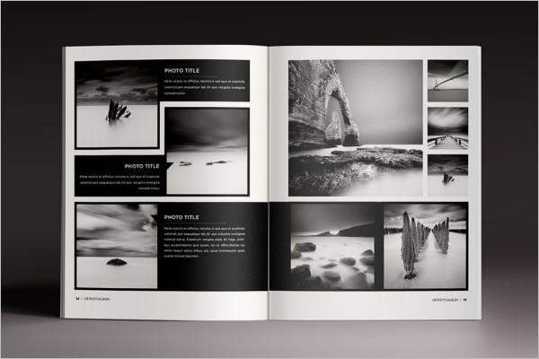 Creative Photo Album Design