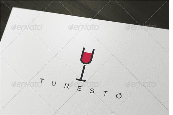 Creative Restaurant Logo