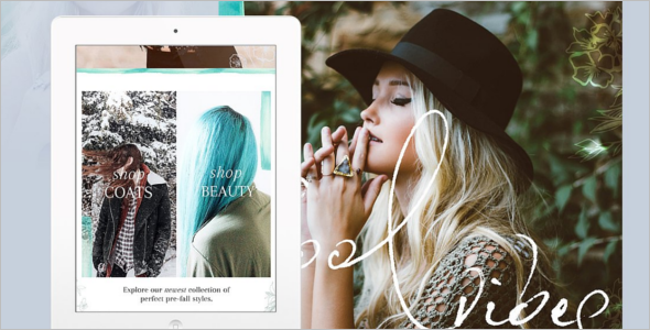 Creative Shopify Fashion Template