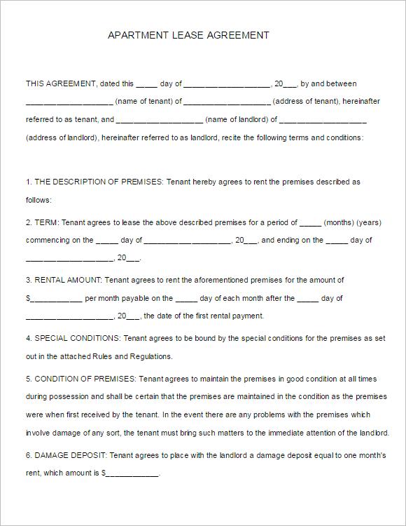 Customizable Rental Lease Agreement