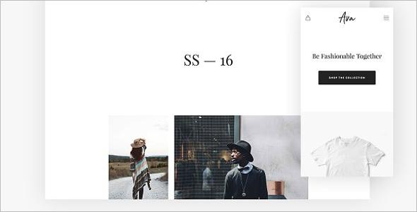 Customize Boutique WordPress Theme