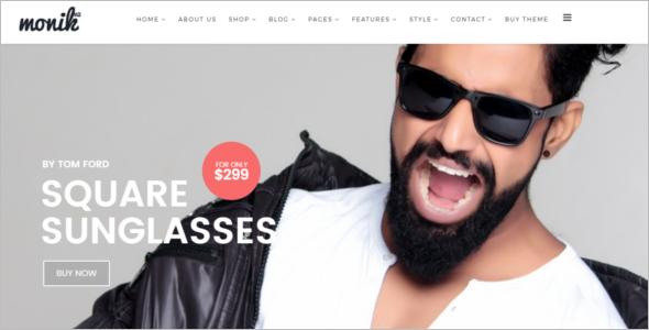 Customize Business Joomla Template