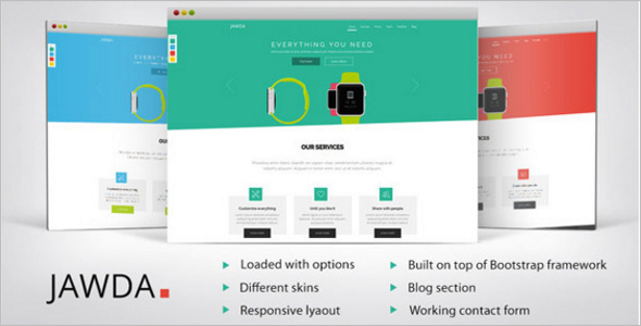 Design Multipurpose Joomla Theme