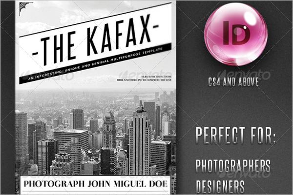 Design Photo Album Template