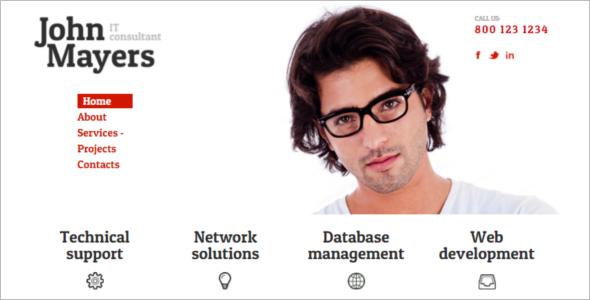 DownloadTechnology Website Template
