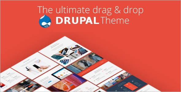Drupal 8 Multipurpose Theme with Paragraph Builder