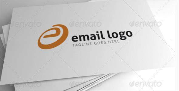 E Symbol Logo Template