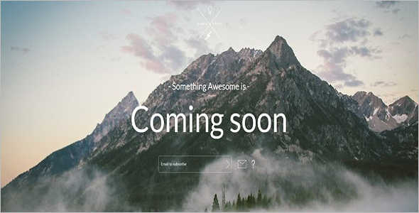 Echlogical Coming Soon Template