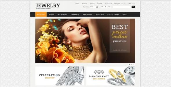 Editable Jewellary Template Design