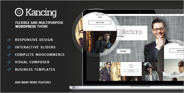 Elegant Boutique WordPress Template