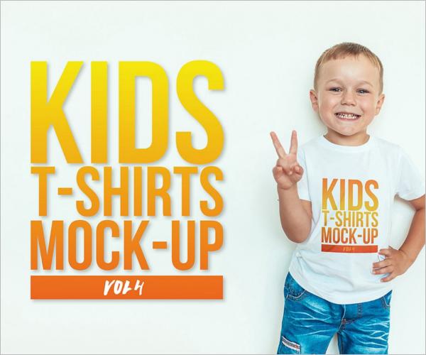 Elegant kids T Shirt Design