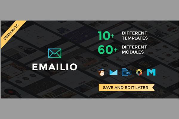 Email Builder AD Design