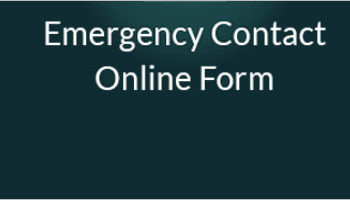 Emergency Contact Form Templates