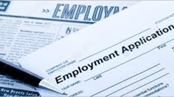Employee Application Form Templates