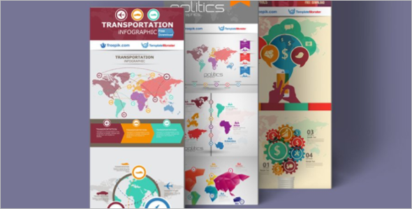 Exclusive High-Quality Infographics Template