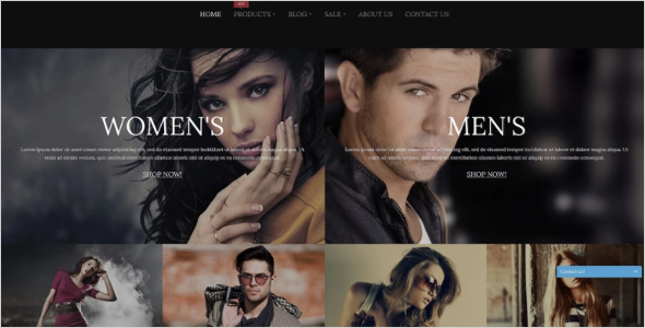 Fashion Online Store Shopify Theme