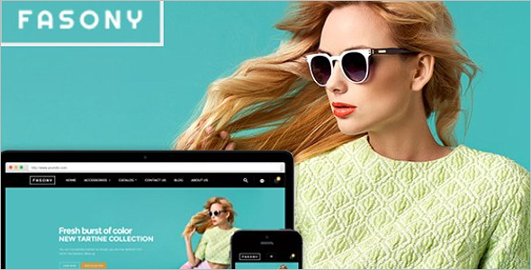 Fasony Shopify Theme