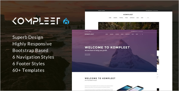Flexible Responsive Multipurpose Drupal 8