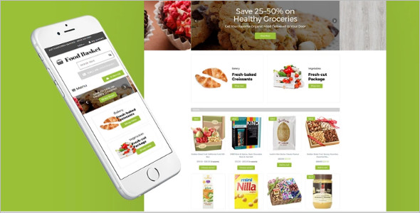 Food Store Shopify Theme