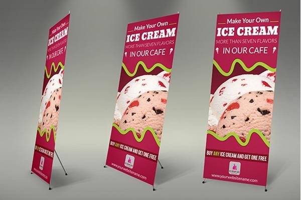 Free Signage Design Template