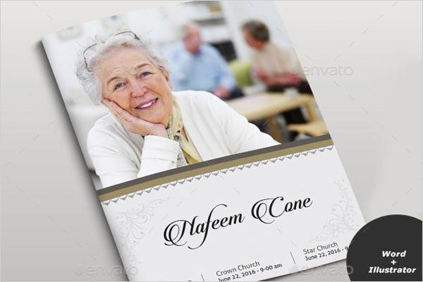 Funeral Expert Brochure Memorial